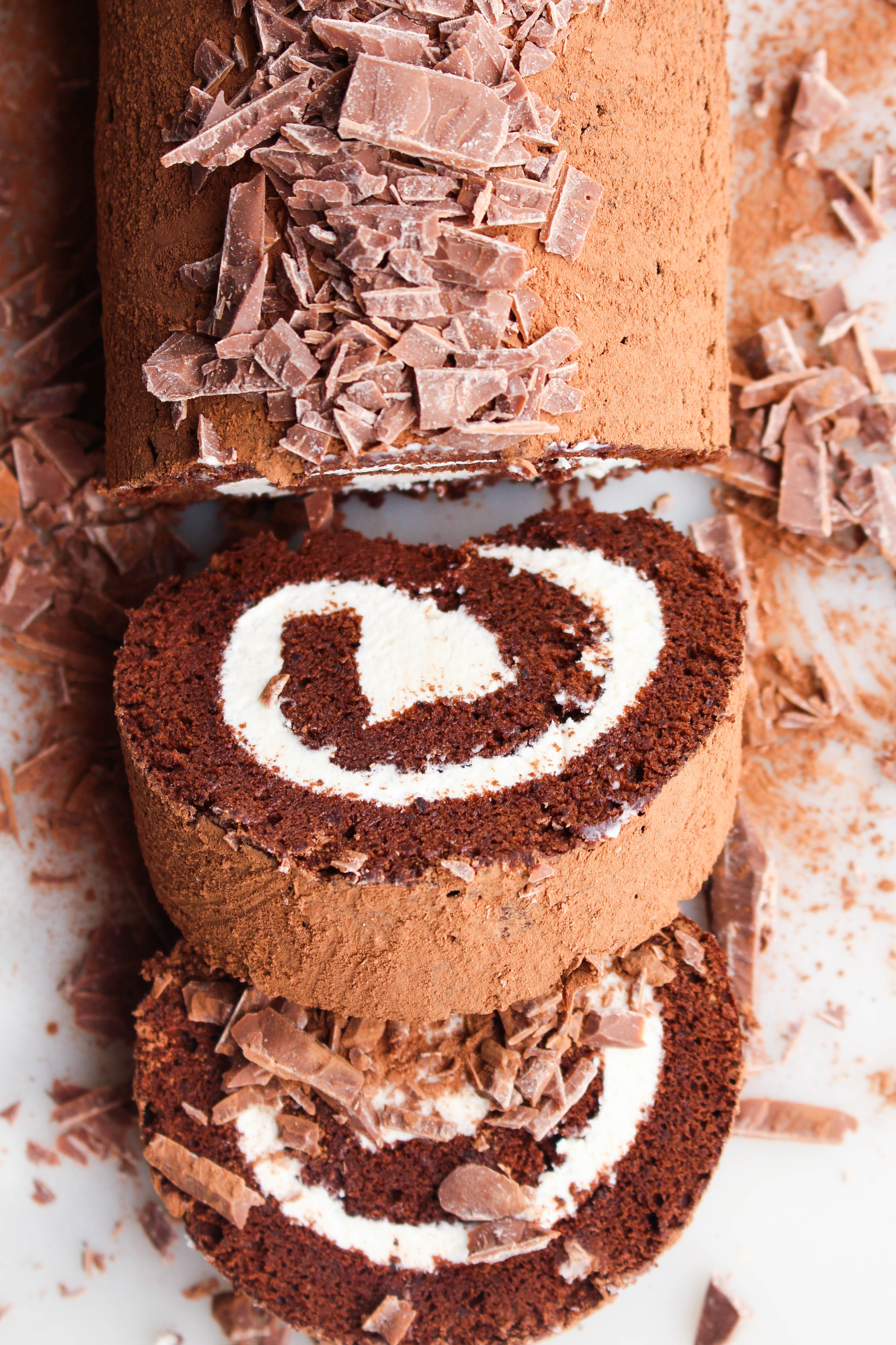 How To Make Chocolate And Mashmallow Cake Filling